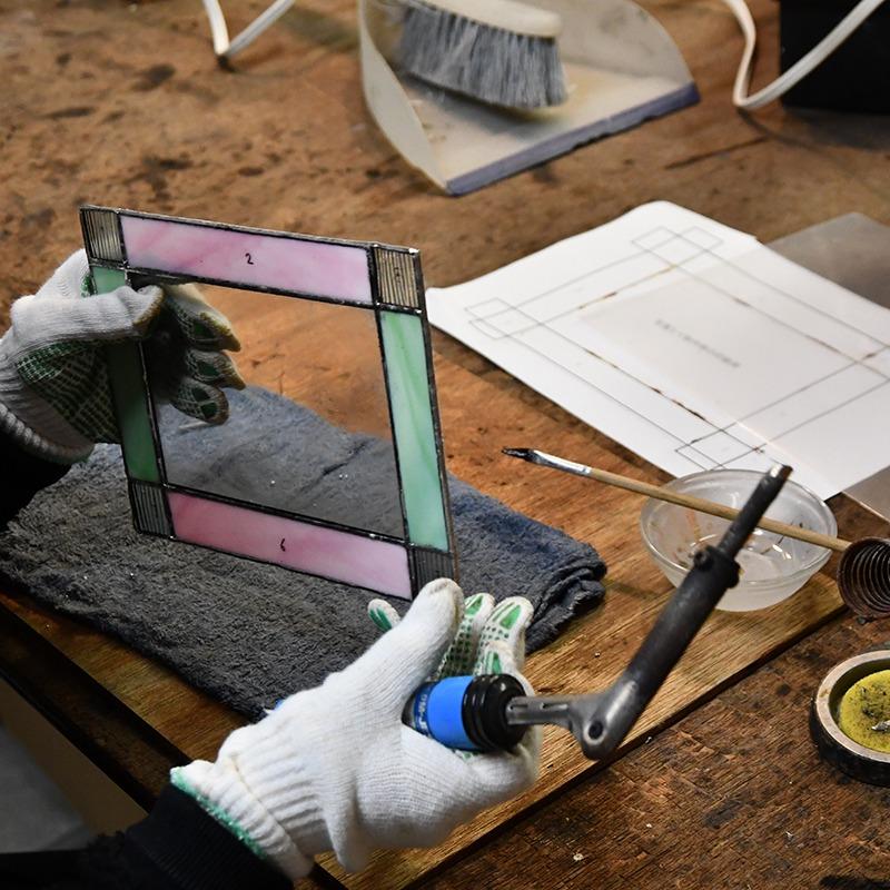 スタジオヤマノ, studioyamano, やりたいことをする, 作りたいものを作る, 使いたいもので作る, 大阪, 吹田, 北摂, 通販, ショップ, 店頭販売, 教室, ワークショップ, 体験教室, 出張教室, ステンドグラス, stainedglass, 材料, ガラス, glass, パネル,Panel,写真たて,Photo,フォトフレーム,PhotoFrame,