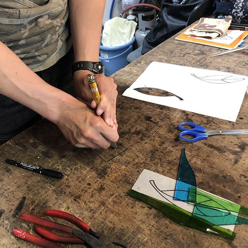 スタジオヤマノ, studioyamano, やりたいことをする, 作りたいものを作る, 使いたいもので作る, 大阪, 吹田, 北摂, 通販, ショップ, 店頭販売, 教室, ワークショップ, 体験教室, 出張教室, ステンドグラス, stainedglass, 材料, ガラス, glass, サンキャッチャー,Suncatcher,羽,wing,モビール,mobile,