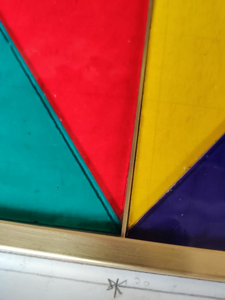 スタジオヤマノ, studioyamano, やりたいことをする, 作りたいものを作る, 使いたいもので作る, 大阪, 吹田, 北摂, 通販, ショップ, 店頭販売, 教室, ワークショップ, 体験教室, 出張教室, ステンドグラス, stainedglass, 材料, ガラス, glass, カット, オーダーカット, オーダーメイド, パネル, Panel, 幾何学, Geometry, CASCADEMETALS,