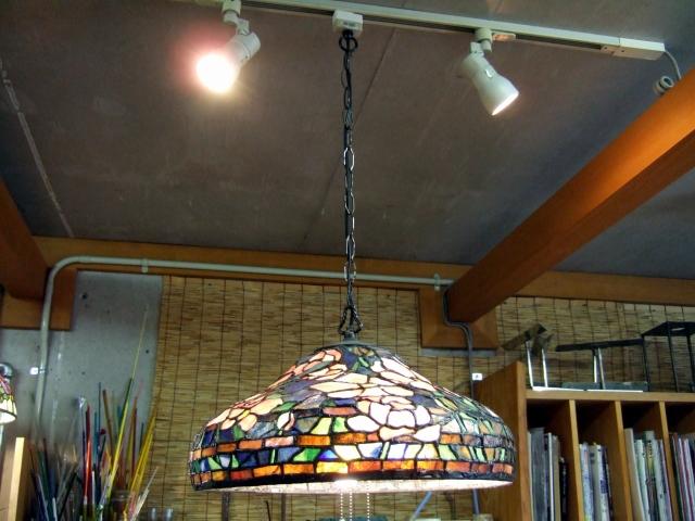 ステンドグラス,材料,ランプパーツ,ギボシ,ループ,フェニアル,吊りかん,ハンデリー