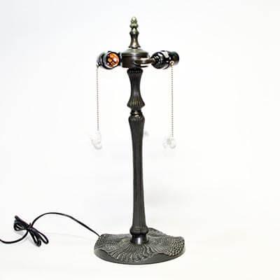 ランプ ステンド グラス